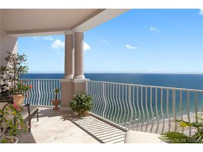 Lauderdale By The Sea Condo For Sale: 1460 S Ocean Blvd #1503