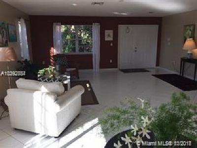 Doral Single Family Home For Sale: 10348 NW 46th St