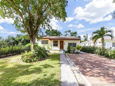 Miami Single Family Home For Sale: 3728 SW 62nd Ave