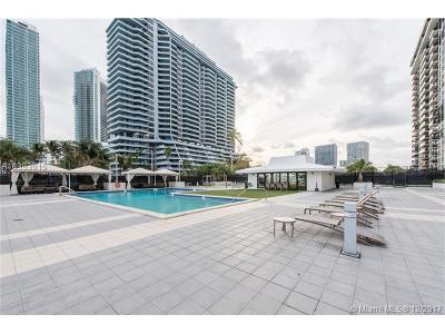 Miami Condo For Sale: 600 NE 36 St #306