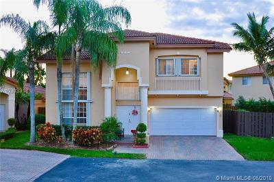 Doral Single Family Home For Sale: 5833 NW 112th Ct
