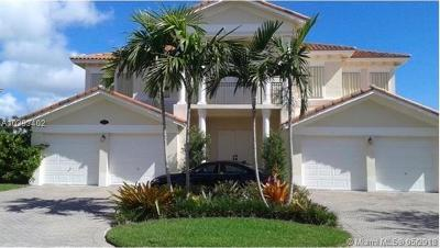 Cutler Bay Single Family Home For Sale: 7767 SW 188th St