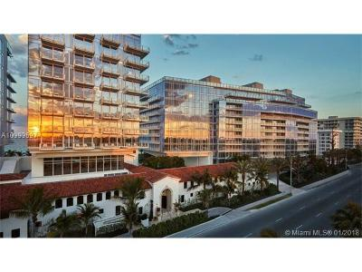Surfside Condo For Sale: 9001 Collins #S610