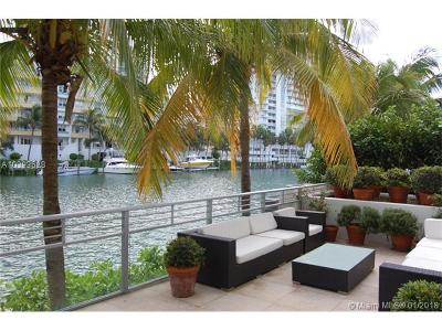 Miami Beach Condo For Sale: 6101 Aqua Ave #101