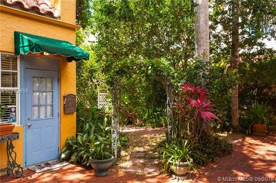 Coral Gables Single Family Home For Sale: 1340 Asturia Ave