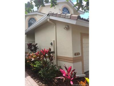 Pompano Beach Condo For Sale: 660 W Palm Aire Dr