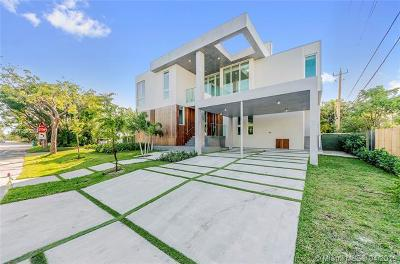 Key Biscayne Single Family Home For Sale: 544 Ridgewood Rd