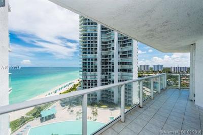 Sunny Isles Beach Condo For Sale: 16485 Collins Ave #1532