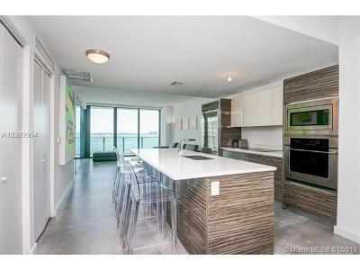 Miami Condo For Sale: 460 NE 28 St #805