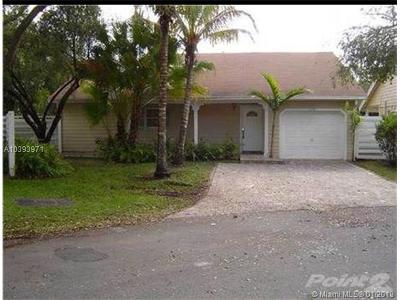 Kendall Single Family Home For Sale: 15118 SW 141st Ct
