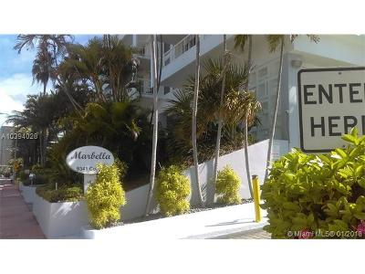 Surfside Condo For Sale: 9341 Collins Ave #1106