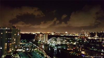 Sunny Isles Beach Condo For Sale: 100 Bayview Dr #2001