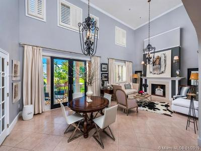 Coral Gables Condo For Sale: 13658 Deering Bay Dr