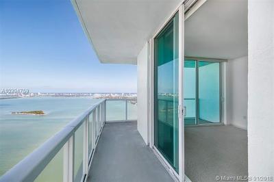 Miami Condo For Sale: 1900 N Bayshore Dr #4602