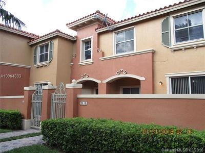 Dania Beach Condo For Sale: 2310 Coral Reef Ct #4708