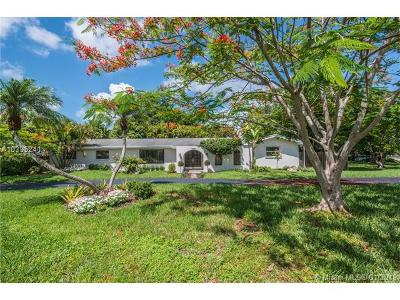 Palmetto Bay Single Family Home For Sale: 7800 SW 164th St