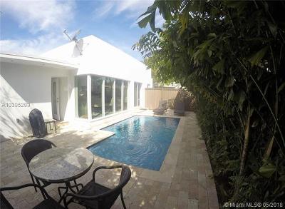 Fort Lauderdale Single Family Home For Sale: 1700 NE 8th St