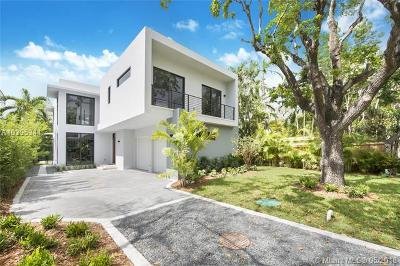Coconut grove Single Family Home For Sale: 3640 Avocado Ave