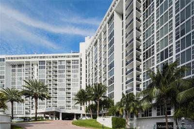 Bal Harbour Condo For Sale: 10275 Collins Ave #616