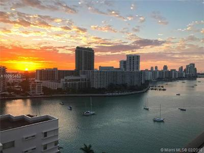 Miami Beach Condo For Sale: 11 Island Ave #1606