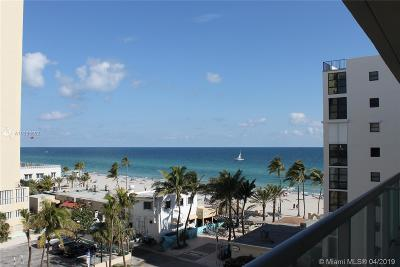 Hollywood Condo For Sale: 777 North Ocean Drive #N503
