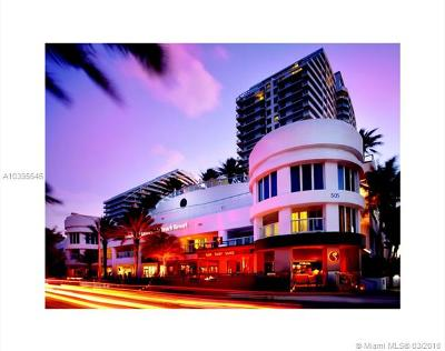 fort lauderdale Condo For Sale: 505 N Fort Lauderdale Beach Blvd #224