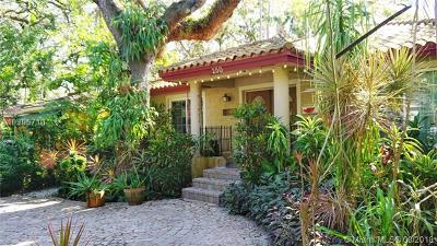 El Portal Single Family Home For Sale: 250 NE 87th St