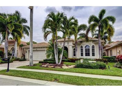 Palm Beach Gardens Single Family Home For Sale: 130 Abondance Drive