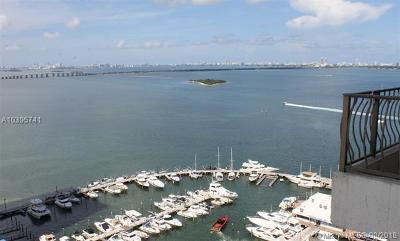 Miami Condo For Sale: 555 NE 15th St #25E
