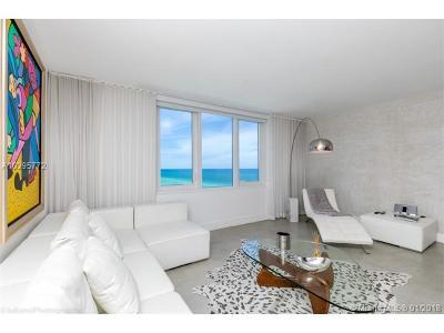 Miami Beach Condo For Sale: 2301 Collins Ave #1212
