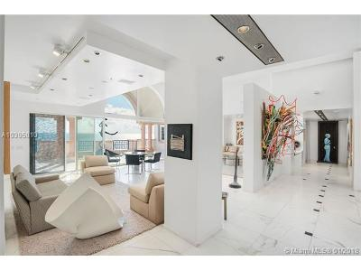 Fisher Island Condo For Sale: 7774 Fisher Island Dr #7774