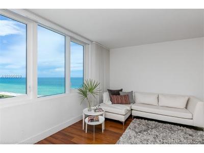 Miami Beach Condo For Sale: 2301 Collins Ave #1112