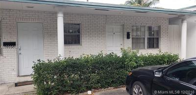 Hallandale Multi Family Home For Sale: 701 NW 1st St