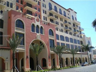 Coral Gables Condo For Sale: 55 Merrick Wy #626