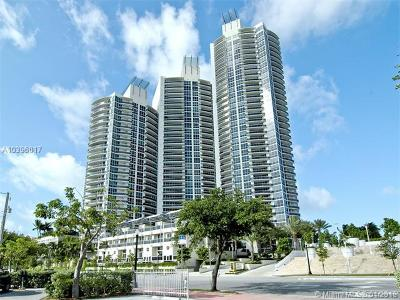 Miami-Dade County Condo For Sale: 400 Alton Rd #2410
