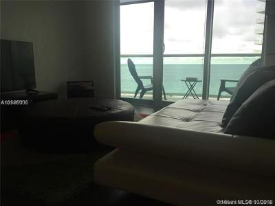 Hollywood Condo For Sale: 3901 S Ocean Dr #9M