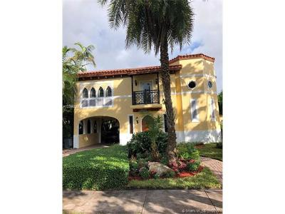 Coral Gables Single Family Home For Sale: 1211 Mariana Ave