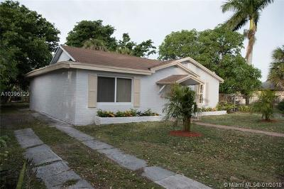 Fort Lauderdale Single Family Home For Sale: 2995 NW 7th St
