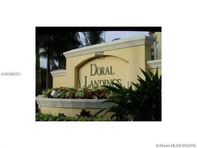 Doral Single Family Home For Sale: 5113 NW 112th Ct