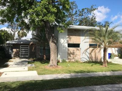 Miami FL Single Family Home For Sale: $2,199,000