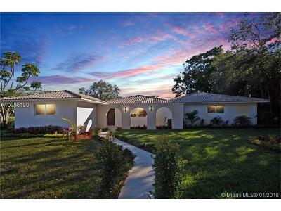 Miami Shores Single Family Home For Sale: 90 NE 96 St