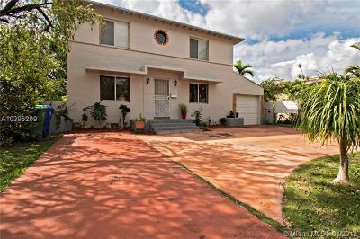 Miami Single Family Home For Sale: 342 SW 29 Rd