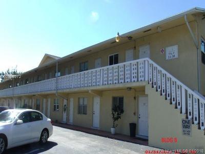 Wilton Manors Condo For Sale: 2607 NE 8th Ave #1