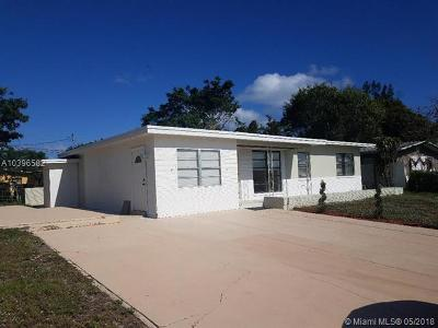 Lantana Single Family Home For Sale: 911 W Drew St