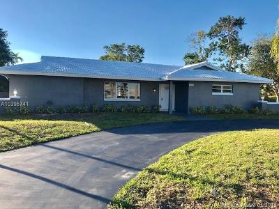 Coral Springs Single Family Home For Sale: 3040 NW 106th Ave