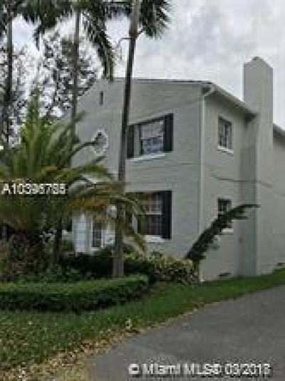 Coral Gables Multi Family Home For Sale: 3306 S Le Jeune Rd