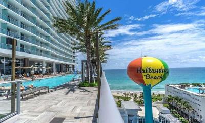 Hollywood Condo For Sale: 4111 S Ocean Dr #801
