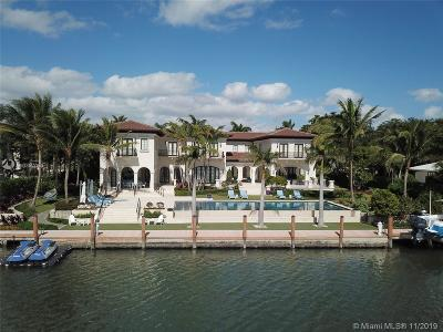 Coral Gables, South Miami, West Miami, Doral, Coconut Grove, Kendall, Miami Shores, Miami Beach Single Family Home For Sale: 500 Arvida Pkwy