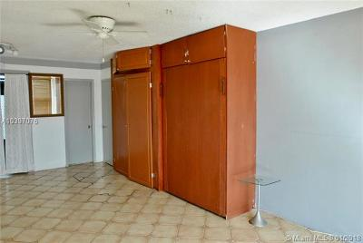 Miami Beach Condo For Sale: 1400 Pennsylvania Ave #35