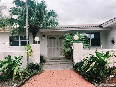 Miami Single Family Home For Sale: 19630 NE 23rd Ave